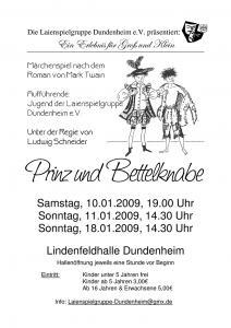 Plakat-Prinz-und-Bettelknabe-2009