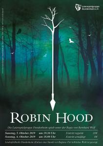 Plakat Robin 2019 A5